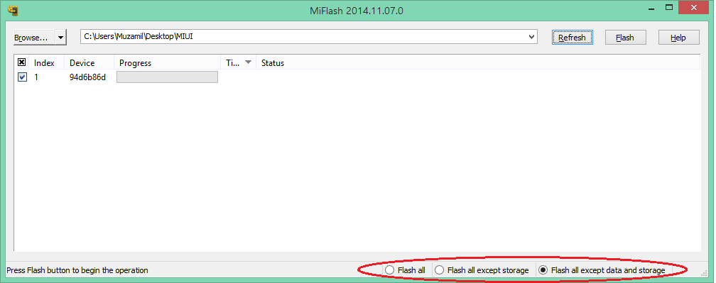 Rom Flashing Guide for Redmi 2/2A/Prime [Fastboot Method